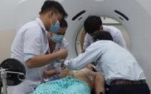 Khu xạ trị khép kín trong ngày Bệnh viện Ung bướu đi vào hoạt động