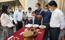 Phát hiện 'công xưởng chế tạo mũi khoan' hơn 3.000 năm