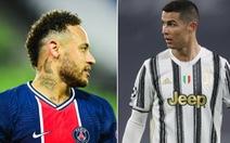 Neymar muốn đá cặp với Ronaldo và vô địch World Cup