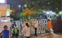 Nam bệnh nhân rơi từ tầng 5 Bệnh viện Việt Đức xuống đất tử vong