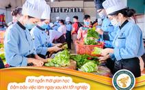 Phụ huynh mạnh dạn cho con em học Trung cấp Việt Giao