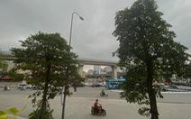 Cảnh báo mưa dông và ngập lụt ở Hà Nội