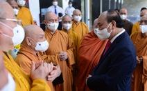 Chủ tịch nước Nguyễn Xuân Phúc: Phát huy các nguồn lực tôn giáo cho sự phát triển Việt Nam