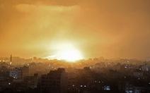 160 máy bay Israel nã tên lửa xuống Gaza