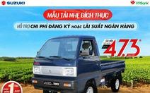 Suzuki khuyến mãi hấp dẫn mừng hơn 1 triệu xe lăn bánh tại Việt Nam
