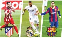 La Liga đến hồi kết