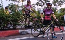 Khó xử lý người đi xe đạp vào đường cấm