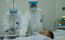 Một bệnh nhân COVID-19 tử vong, là nữ 89 tuổi vừa dương tính 1 ngày, có bệnh nền