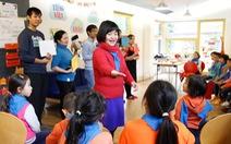Nặng lòng với 'tiếng Việt xa xứ'