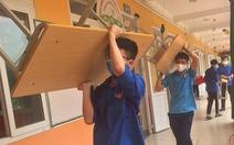Tỉnh đoàn Bắc Giang kêu gọi chi viện gấp tình nguyện viên