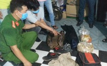 Vụ mang xà beng đột nhập tiệm vàng lấy sạch 300 lượng: bắt nghi phạm ở trọ cùng phường