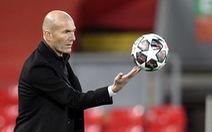 Zidane chia tay Real Madrid vào cuối mùa