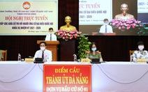 Ông Võ Văn Thưởng: Tham gia đóng góp để đưa Đà Nẵng trở thành trung tâm kinh tế lớn