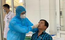 Bệnh viện Phổi trung ương có thêm 1 kỹ thuật viên dương tính COVID-19