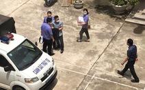 Trưởng Công an Đồ Sơn xin tạm nghỉ để chữa bệnh sau khi cấp dưới bị điều tra