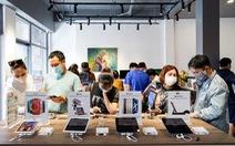 Bất ngờ với các cửa hàng chuyên Apple theo phong cách thổ cẩm