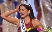Đại diện Mexico Andrea Meza trở thành Hoa hậu Hoàn vũ thế giới - Miss Universe lần thứ 69