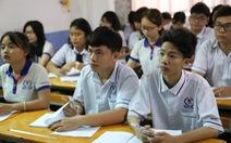 Học sinh tốt nghiệp THCS học nghề bắt buộc học toán, văn và hai môn tự chọn