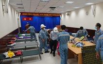 EVNGENCO 3 tổ chức cắm trại tập trung trong các nhà máy điện