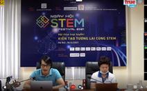 Ngày khoa học và công nghệ Việt Nam trực tuyến