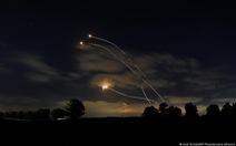 Rocket bay từ hướng Libăng, Israel pháo kích đáp trả
