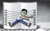 Diễn đàn 'Học thật, thi thật, nhân tài thật': Tôi sợ những bài văn mẫu