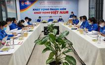 Diễn đàn trực tuyến 'Khát vọng thanh niên - khát vọng Việt Nam'
