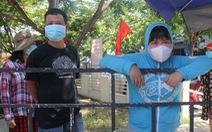 Đà Nẵng xét nghiệm toàn bộ dân quận Sơn Trà và công nhân sau ca COVID-19 chưa rõ nguồn lây