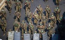 Mỹ, Anh, Canada áp trừng phạt bổ sung lên quân đội Myanmar