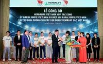 Herbalife Việt Nam tài trợ sản phẩm dinh dưỡng cho các vận động viên Việt Nam xuất sắc