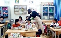 Chương trình Ngôi Sao NFZH khuyến khích trẻ em ăn uống lành mạnh và chăm vận động khi còn nhỏ
