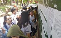 Hơn 6.000 học sinh ở Thừa Thiên Huế thi vào lớp 10 trực tiếp từ ngày 5 đến 7-6