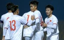 U23 Việt Nam - Đài Loan (hiệp 1) 0-0