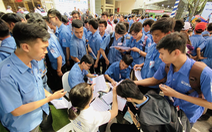 Dạy văn hóa THPT trong trường nghề: Sao không có môn tiếng Anh?