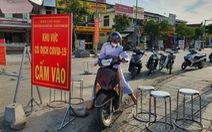 Xã Phong Hiền chính thức dỡ phong tỏa, người dân được phát phiếu vào chợ
