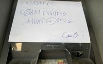 Hàng loạt trụ ATM bị đập phá tại Bình Dương