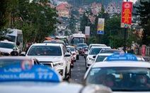 Rời Đà Lạt về TP.HCM nên chọn tỉnh lộ 725 để tránh đèo Bảo Lộc