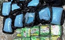 Phá đường dây ma túy lớn, thu hơn 30 bánh heroin, hàng chục ngàn viên thuốc lắc