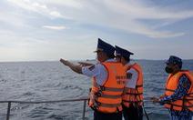 Theo chân cảnh sát biển ngăn dịch với Campuchia