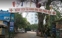 Vĩnh Phúc cách ly y tế Bệnh viện Đa khoa khu vực Phúc Yên