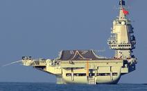 Trung Quốc đưa tàu sân bay thứ hai xuống Biển Đông
