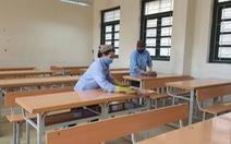 Vĩnh Phúc cho học sinh nghỉ đến hết ngày 8-5 để phòng dịch COVID-19