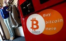 Giá trị đồng tiền ảo bitcoin sáng giảm sâu, chiều tăng mạnh