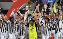 Juventus, PSG đoạt cúp quốc gia
