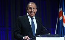 Ngoại trưởng Nga muốn các nước Bắc cực quay lại đối thoại quân sự