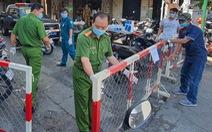 TP.HCM: Người bán quán ăn ở quận 3 mắc COVID-19, từng đến Trung tâm y khoa Hòa Hảo