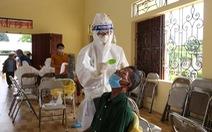 Xuất hiện thêm ca COVID-19 trong cộng đồng ở Bắc Giang