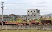 Yêu cầu thu hồi tiền thuê đất tại dự án ngàn tỉ 'chết yểu'
