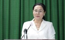 Chủ tịch HĐND TP.HCM Nguyễn Thị Lệ: Không để dân chờ, không để dân phiền hà