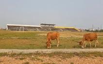 Trung tâm văn hóa thể thao 21 tỉ đồng ở Thừa Thiên Huế xây 8 năm vẫn chưa xong
